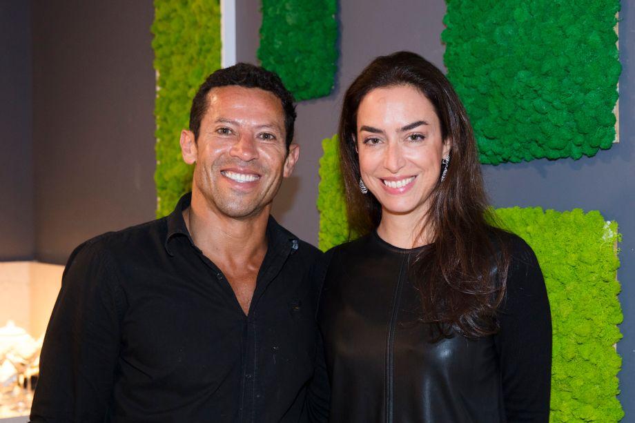 Kleber Vital e Fernanda Cestari