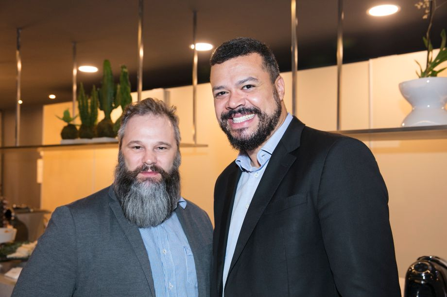 Robson Simões e Richard Ravaioli