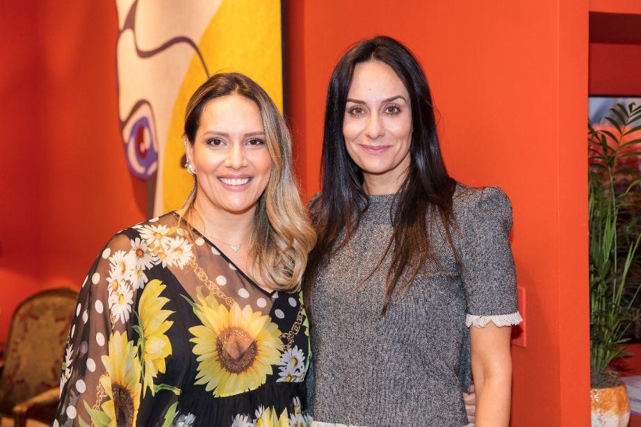 Clariça Lima + Carol Nicolini