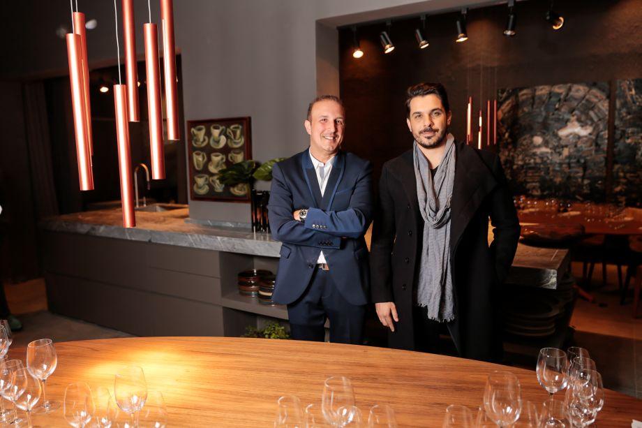 Lucio Martins e Wagner Costa