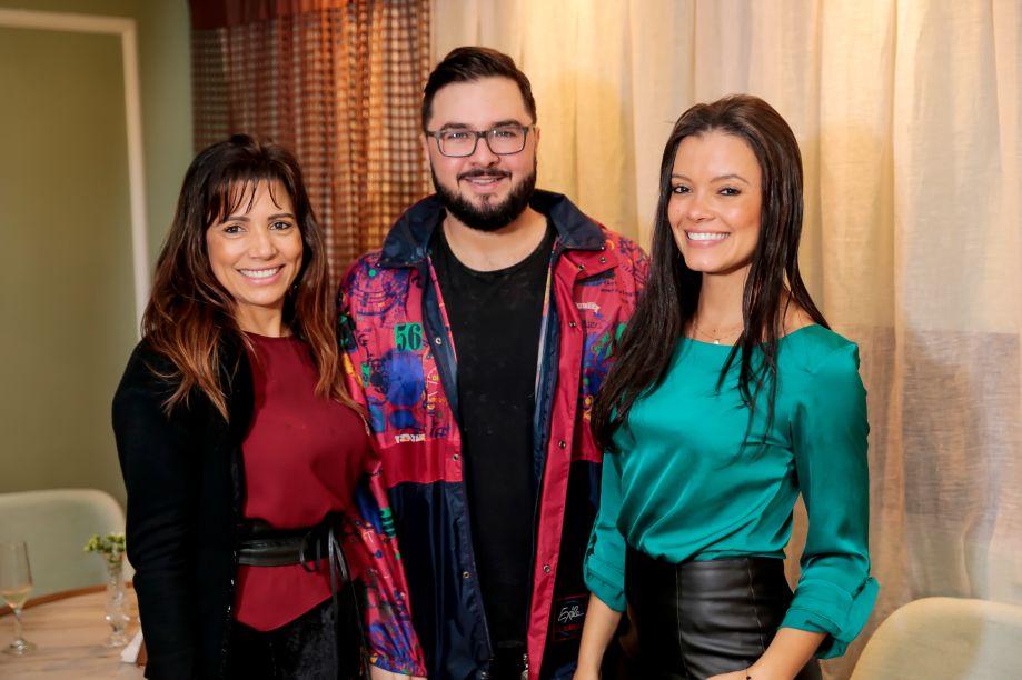 Valkiria Shotiks, Xarão e Andressa Riquelme