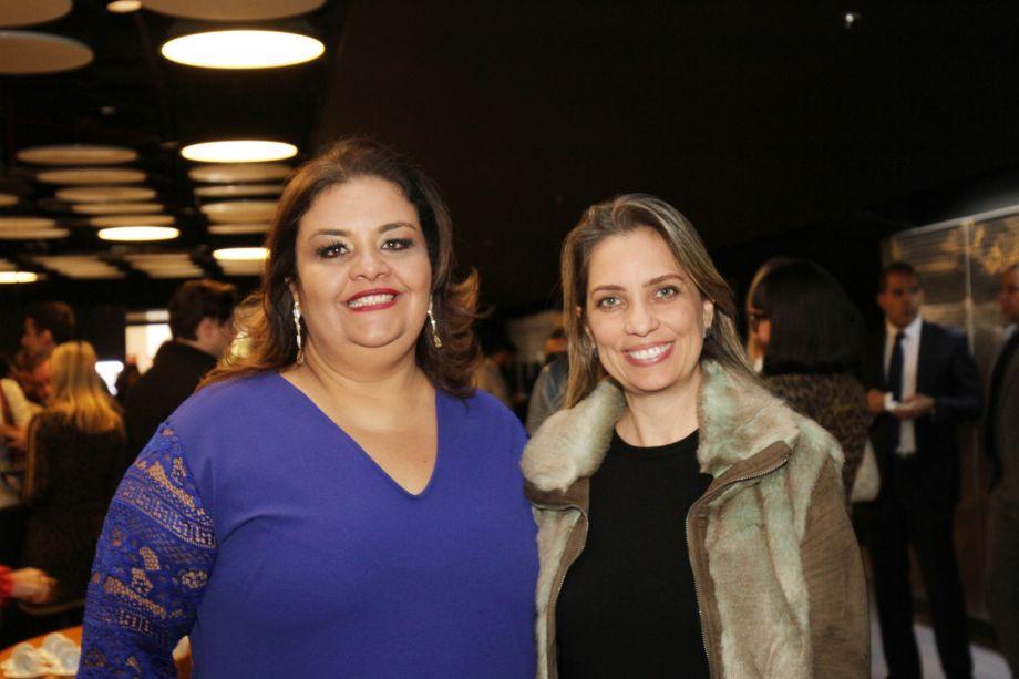 Andrea Lima e Paula Viana