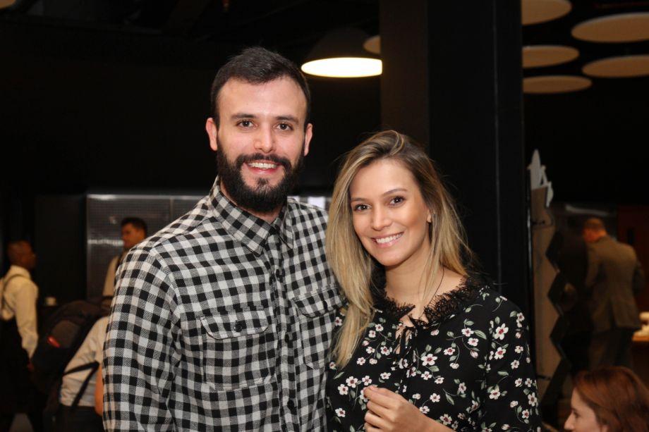 Daniel Moreira e Isabella Souza