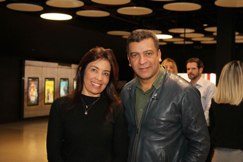 Eliane Martins e Pedro Ariel Santana