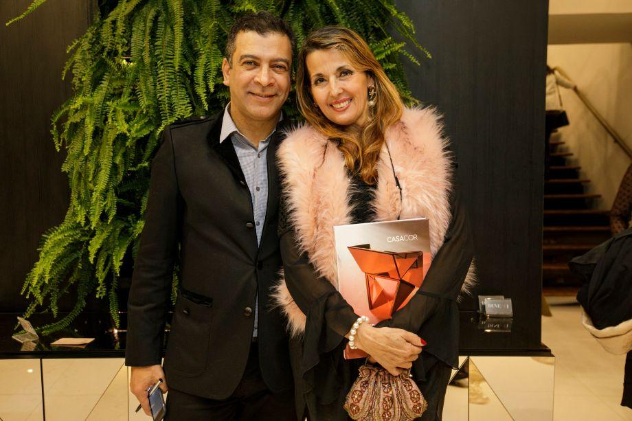 Elisa monteiro e Pedro Ariel Santana