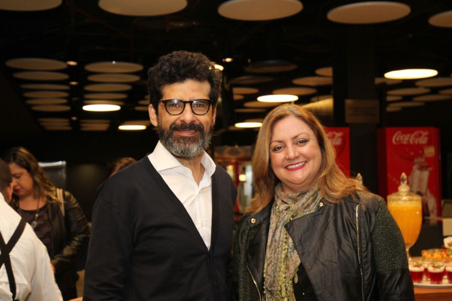Francisco Flavio Souza e Janaina Espindola