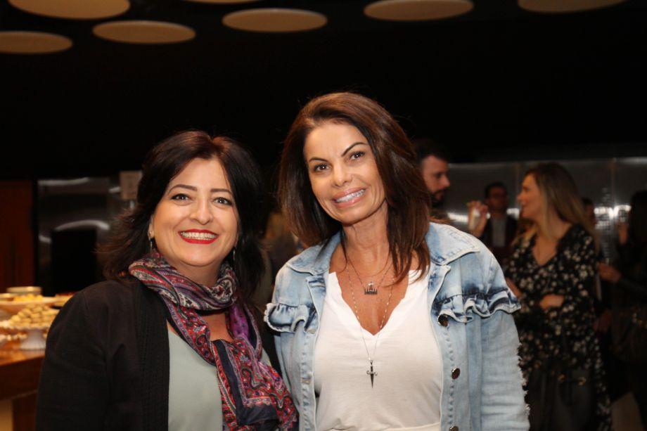 Heloiza Alcoforado e Ivana Valença