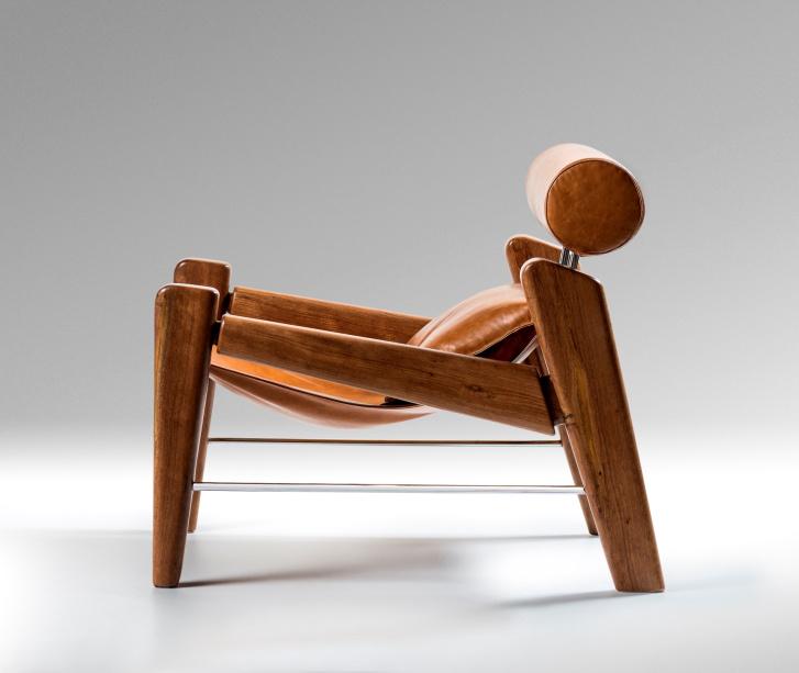 <span>Apoltrona Serfa, de Zanini de Zanine, é a vencedora da categoria Design de Mobiliário. Além de ter suas peças expostas em ambientes de todo o brasil, o designer assinou um espaço na CASACOR Rio de Janeiro 2016.</span>
