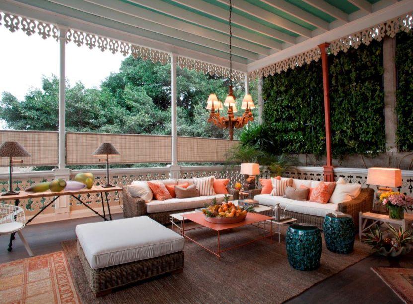 CASACOR PERU 2013: as amplas janelas permitem a entrada abundante de luz natural e protagonizam o lugar.