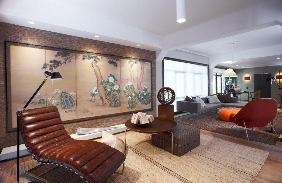 CASACOR PERU 2011: outro ponto de destaque nos trabalhos do designer é a iluminação, que valoriza os contornos do mobiliário.