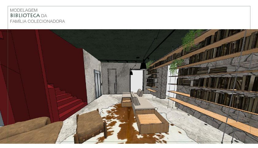 Modelagem 3D do projeto vencedor da Maratona Archathon
