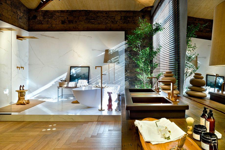 Banheiro deKarla Bittar e Eduardo Bittar - Vencedores da Etapa Regional na categoria Mostra