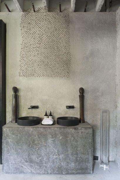 Banheiro de Gustavo Neves - Vencedor da Etapa Nacional na categoria Mostra