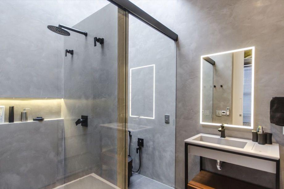Banheiro de Simara Deola Mello - Vencedora da Etapa Regional na categoria Residencial