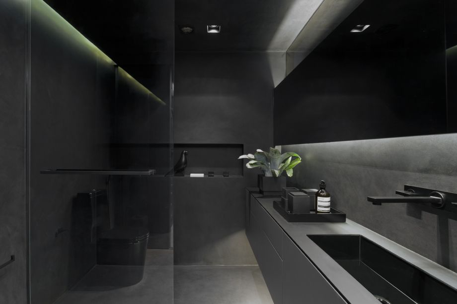 Banheiro de Diego Revollo - Vencedor da Etapa Regional na categoria Residencial
