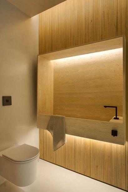 Banheiro de Gisele Taranto - Vencedora da Etapa Regional na categoria Residencial