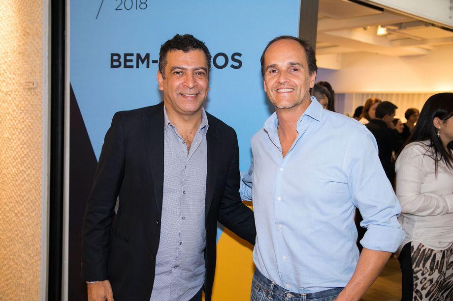 Pedro Ariel e Dado Castello Branco