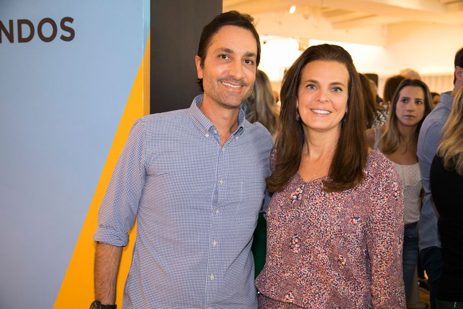 Fred Benedet e Fernanda Abs