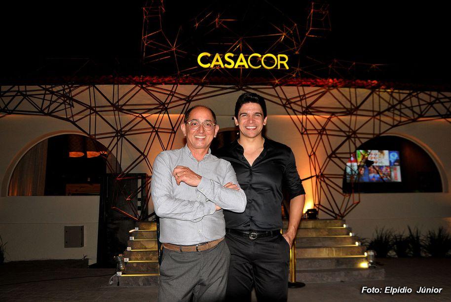 Franqueados da CASACOR Rio Grande do Norte, Cesar Revorêdo e Luciano Almeida