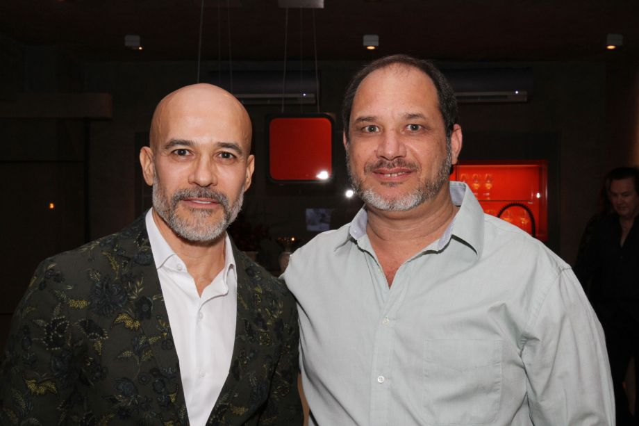 Ney Lima e Edgard César