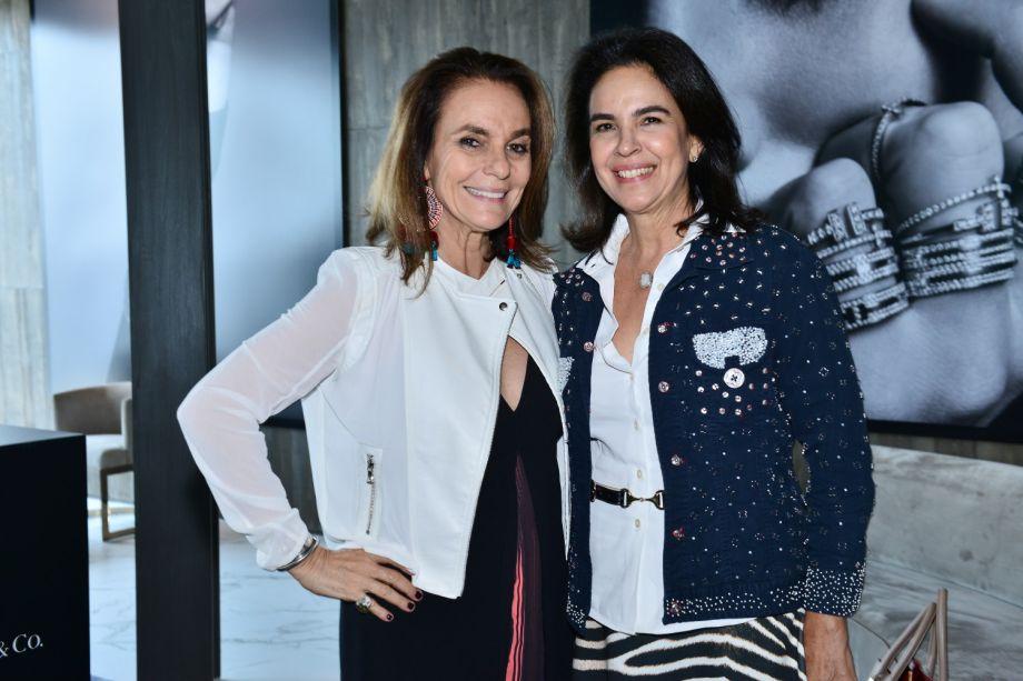 Patrícia Secco e Joy Garrido