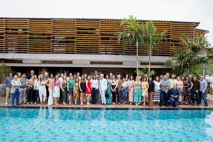 Elenco de Profissionais CASACOR FRANCA 2017 – Foto Marcos Limonti