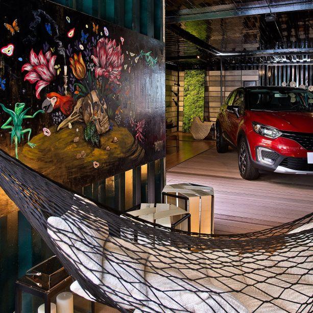 Melhor Projeto Comercial – <strong>Garagem Renault</strong> de Rico Mendonça