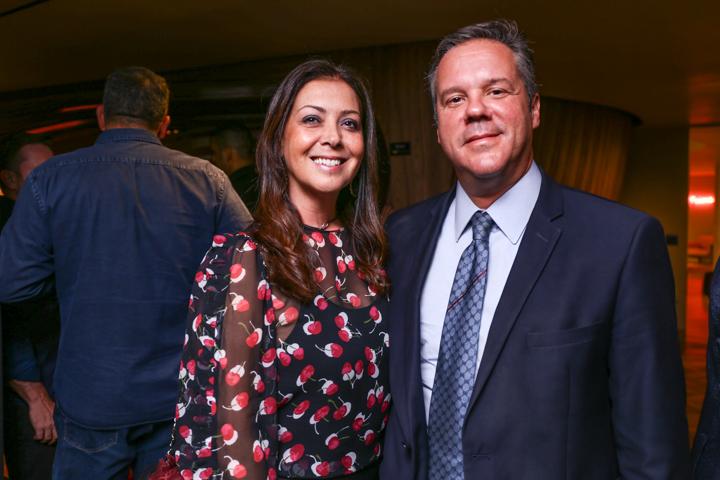 Georgia e Luís Carlos De Luca