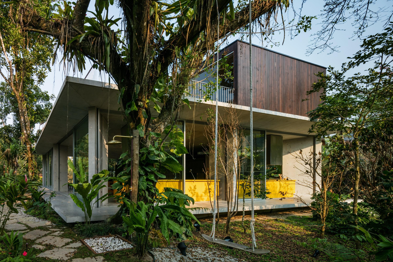 Gui Mattos vence o Architizer A + Awards com projeto em Ubatuba