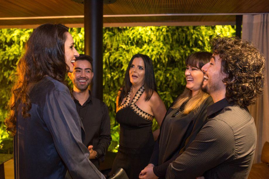 mf+arquitetos com a Graziela de Caroli, gerente de franquias da CASACOR