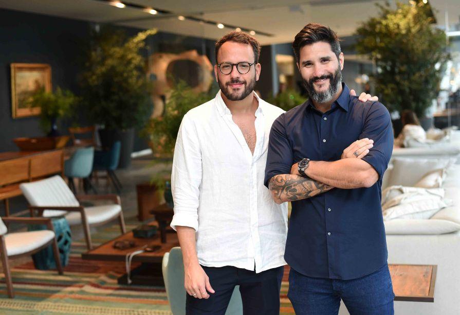 Ricardo Gaioso e Fabio Bouillet