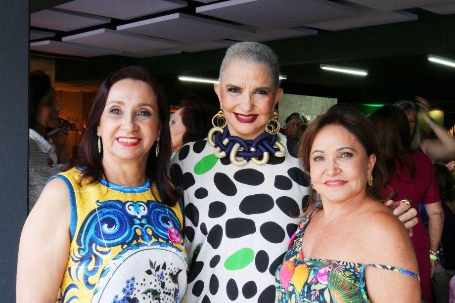 Rita Márcia Machado Moema Leão e Maria José Santana