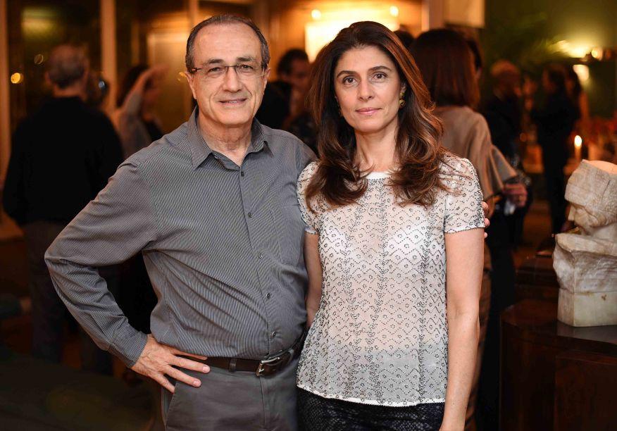 Ronaldo Lo Bianco e Carla Renata