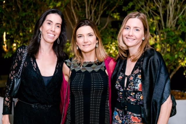 <span>Patricia Langoni, Flavia Marcolini e Fernanda Marcolini</span>