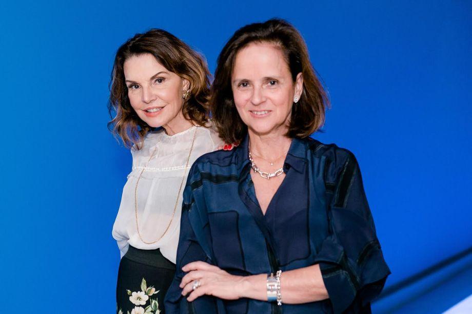 Patrícia Meyer e Patrícia Quentel, diretoras da CASACOR Rio de Janeiro