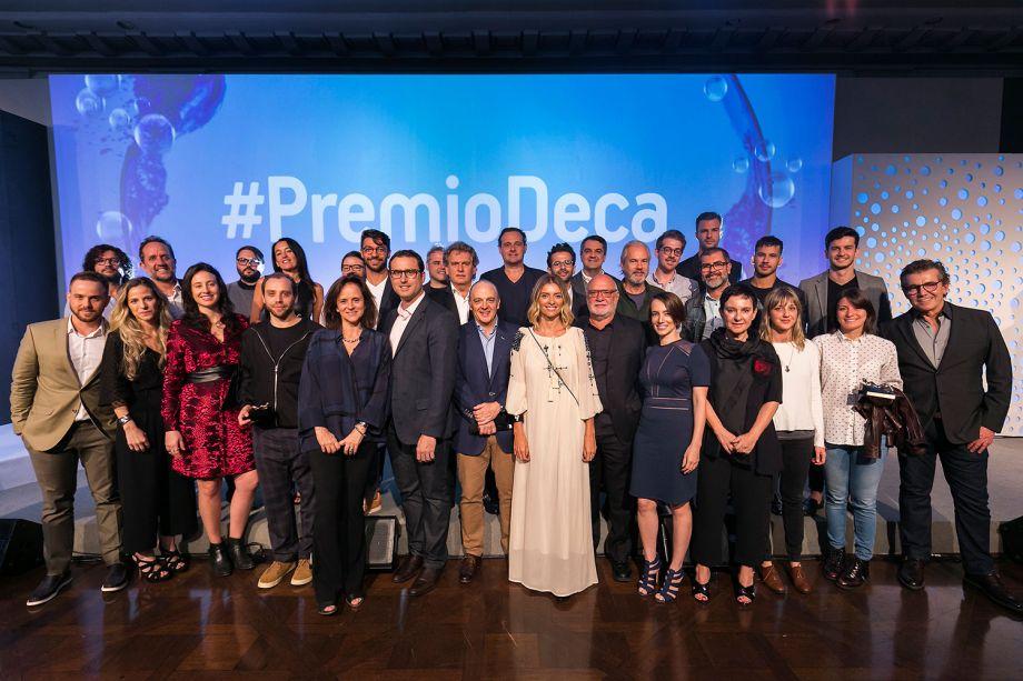 Vencedores do 22º Prêmio Deca