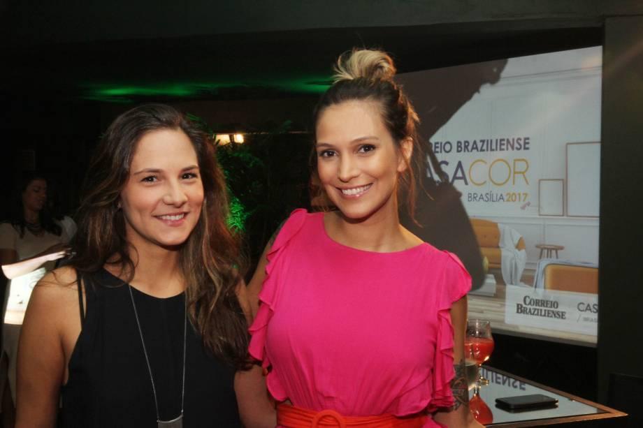 Carla Monza e Isabella Souza