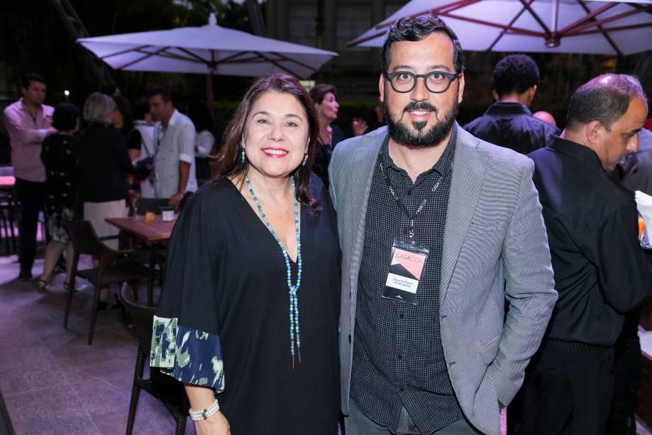 Rita Tristão e Eduardo Faleiro