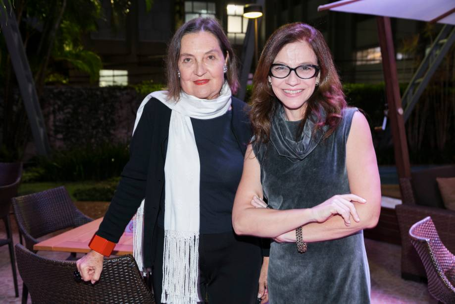 Veronica Hacker e Juliana Grillo