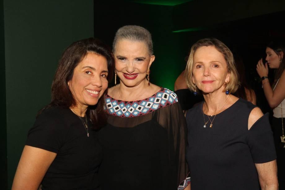 Eliane Martins, Moema Leão e Sheila de Podestá