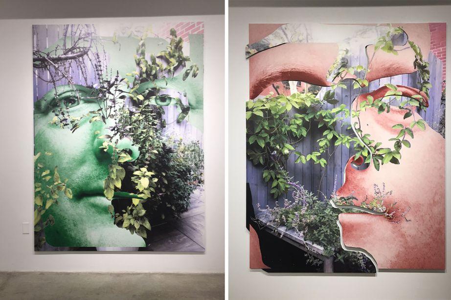 <strong>Gagosian Gallery:</strong> no prédio onde funcionava o antigo ICA, a badalada galeria de Nova York apresentou uma exposição que discutia o abstracionismo na arte.