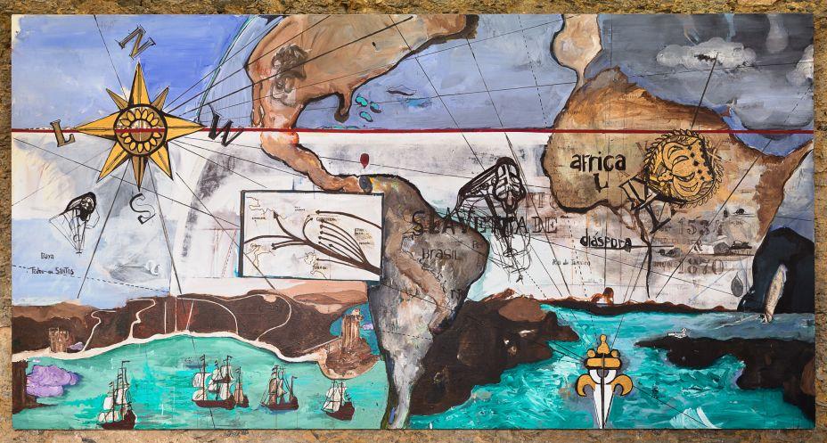 Exposição Et Cetera de Arjan Martins