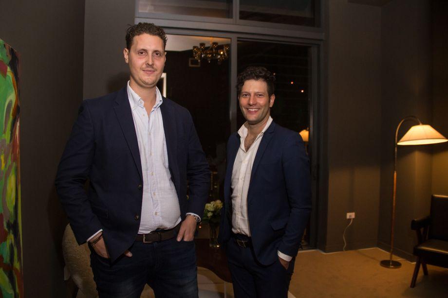 Victor Berga and Michael Jon Radziewicz