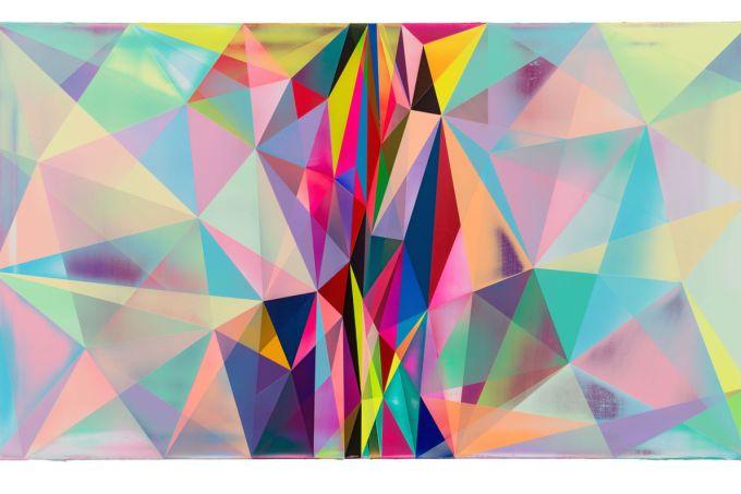 Shannon Finley Carrie Secrist Gallery- Untitled, Art