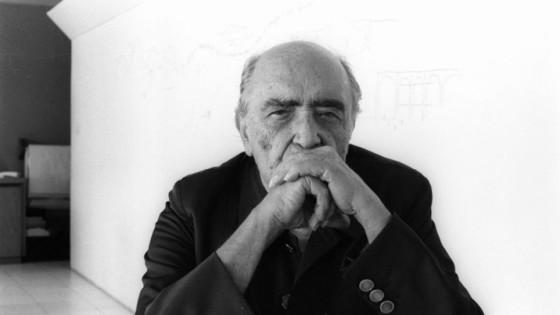 Oscar Niemeyer retrato