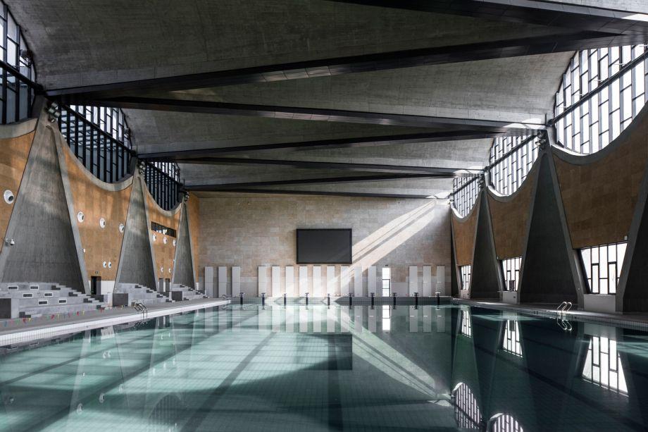 Arquitetura Desportiva: Gymnasium of New Campus of Tianjin University / Atelier Li Xinggang