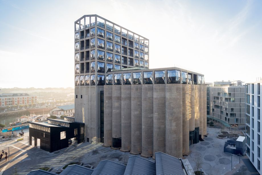 Arquitetura Cultural: Zeitz Museum of Contemporary Art Africa / Heatherwick Studio