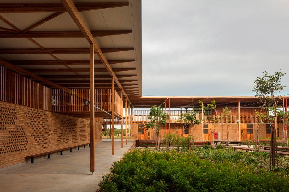 Arquitetura Educacional: Children Village / Rosenbaum + Aleph Zero