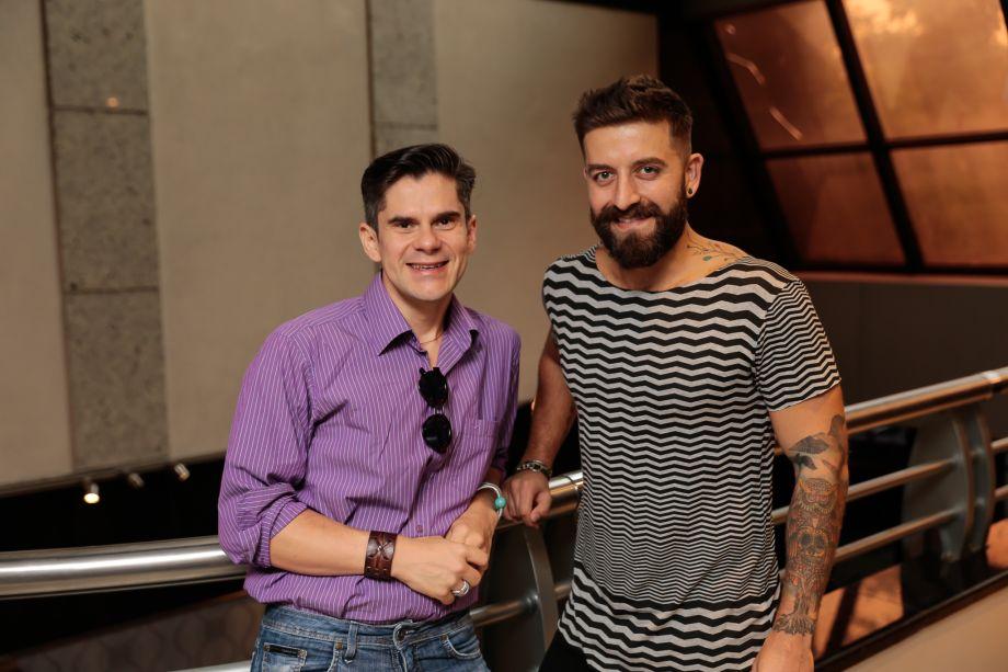 Alexandre Grivicich e Lucas Prates