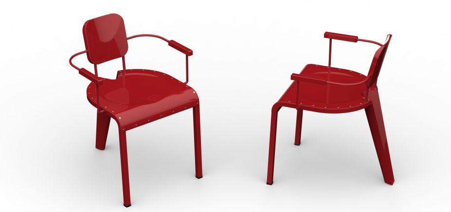 A marca DA A apresentará, no Salone del Mobile 2018, uma coleção de peças exclusivas e, entre elas, uma criação especial deMarc Sadler.Para interior e exterior, a cadeira Rock é uma construção complexa que reúne diferentes técnicas de usinagem.